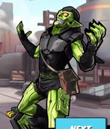House of M Goblin (Peter Parker) from Spider-Man Unlimited (video game) 001.png