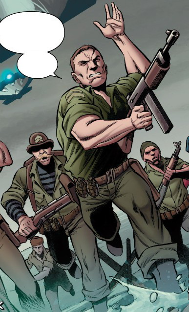 Howling Commandos (Earth-59124)/Gallery