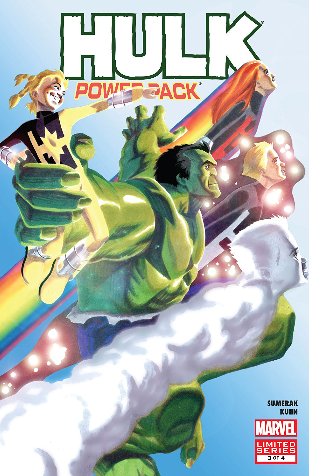 Hulk and Power Pack Vol 1 3