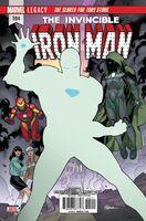 Invincible Iron Man Vol 1 594
