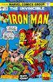 Iron Man Vol 1 72