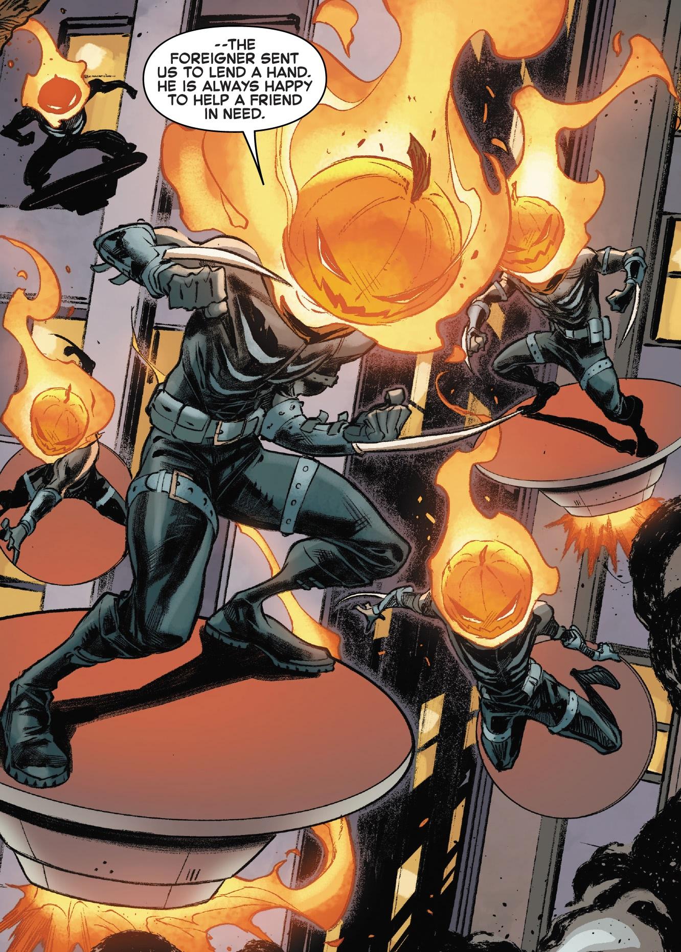 Jack O'Lanterns (Earth-616)