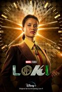 Loki (TV series) poster 005