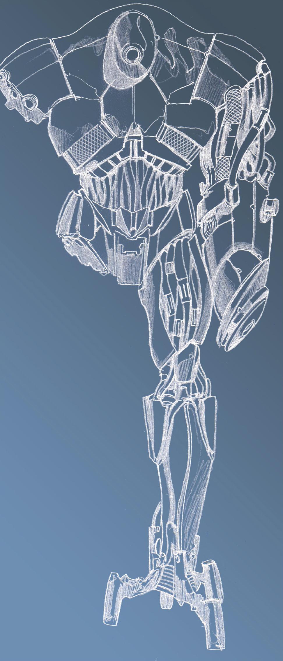Mandroid Armor MK X/Gallery