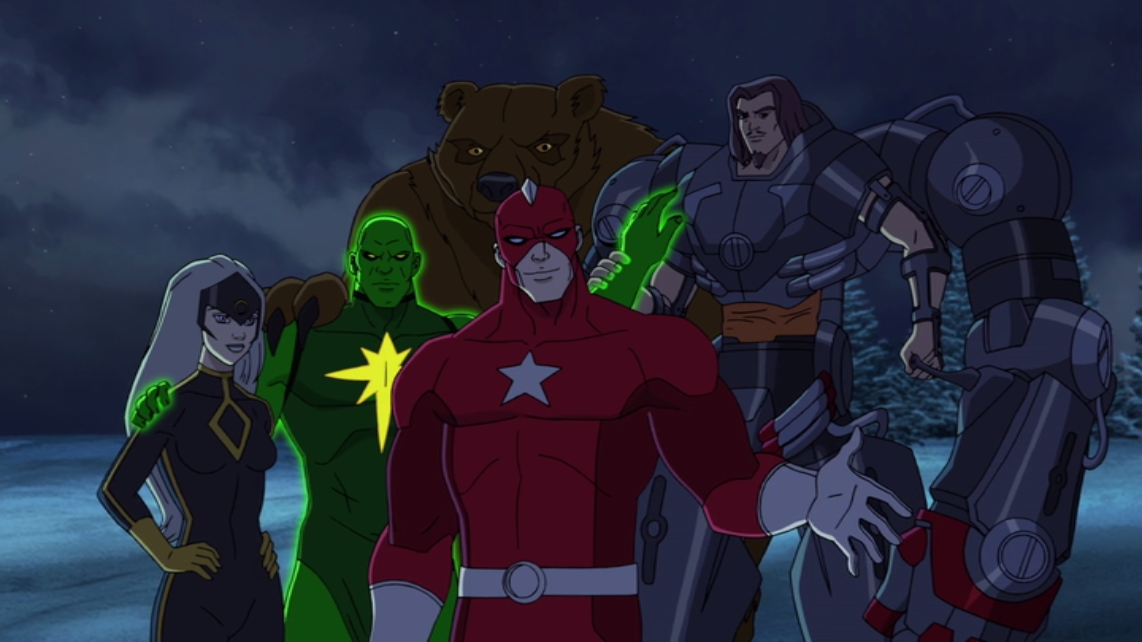Marvel's Avengers Assemble Season 2 17