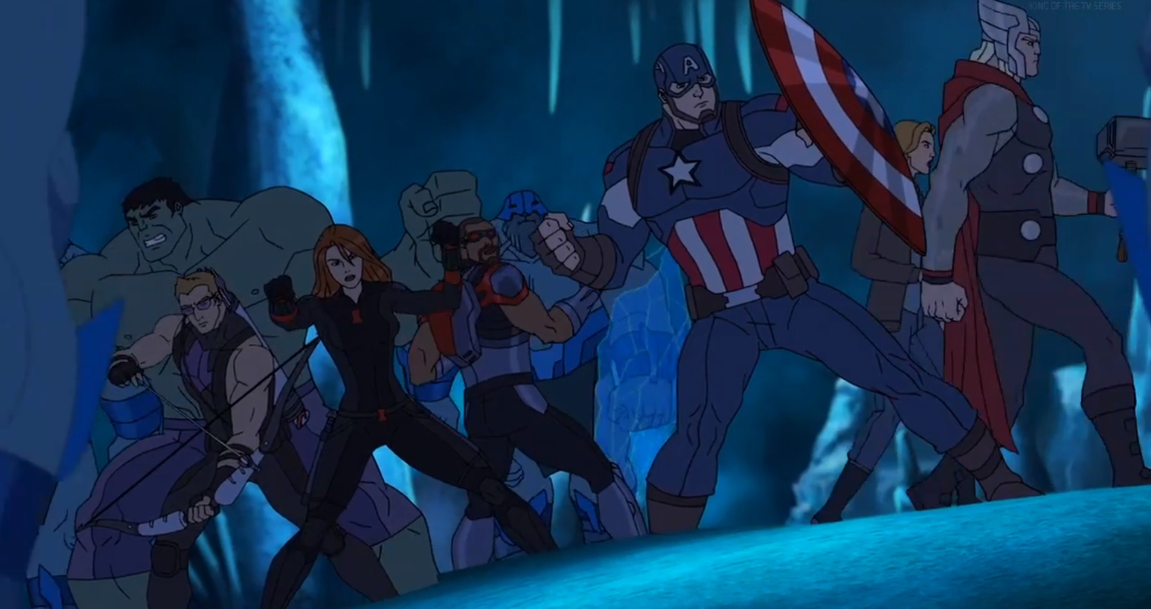 Marvel's Avengers Assemble Season 4 13