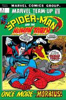 Marvel Team-Up Vol 1 3