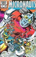 Micronauts Vol 1 48