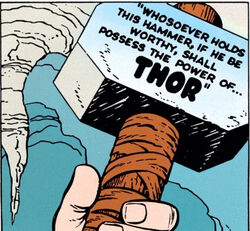 Mjolnir from Journey into Mystery Vol 1 83 0001.jpg