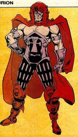 Nathaniel Richards (Scarlet Centurion) (Earth-6311) from Official Handbook of the Marvel Universe Vol 3 6 001.jpg