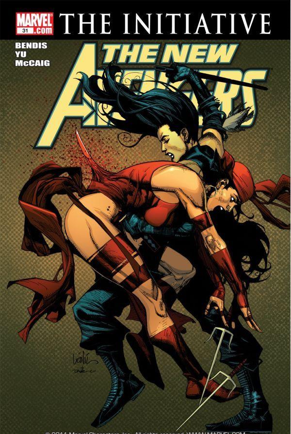 New Avengers Vol 1 31
