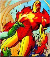 Nicholas Travis (Earth-9119) from Iron Man The End Vol 1 1 001