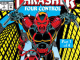Night Thrasher: Four Control Vol 1 1