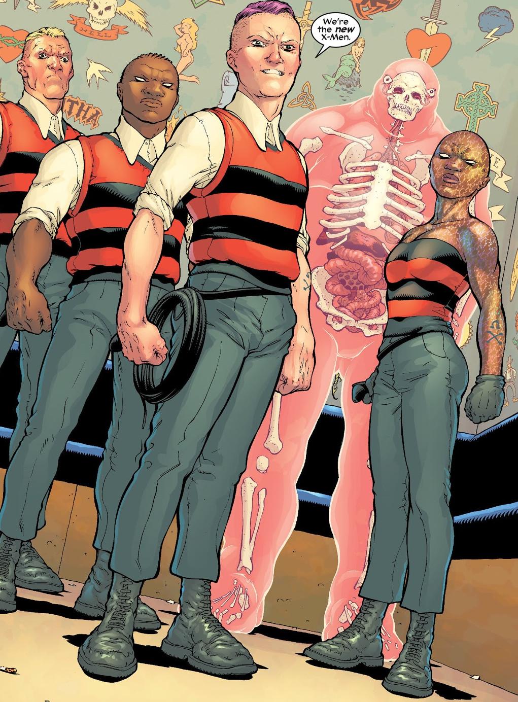 Omega Gang (Earth-616)