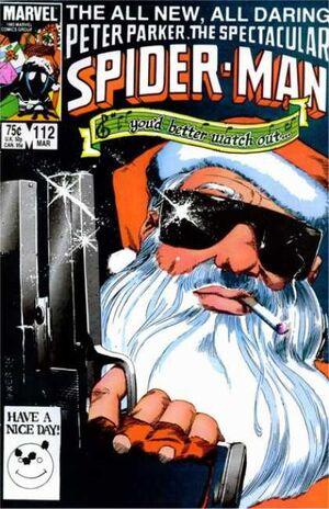 Peter Parker, The Spectacular Spider-Man Vol 1 112.jpg