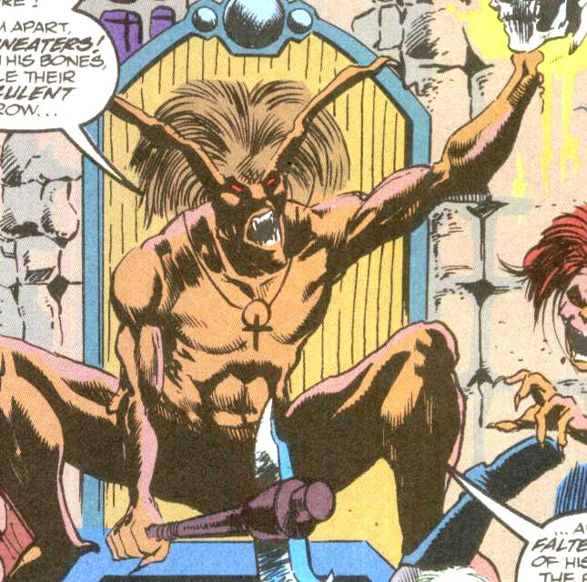 Scuzz (Werewolf) (Earth-616)