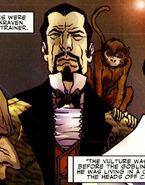 Sergei Kravinoff (Earth-90214) from Spider-Man Noir Vol 1 1 001