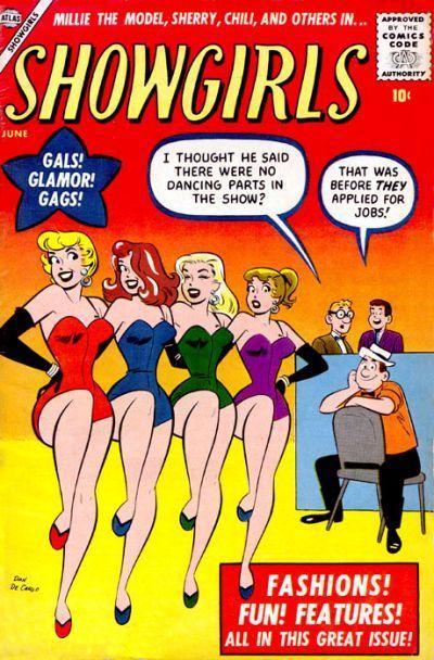 Showgirls Vol 2 1