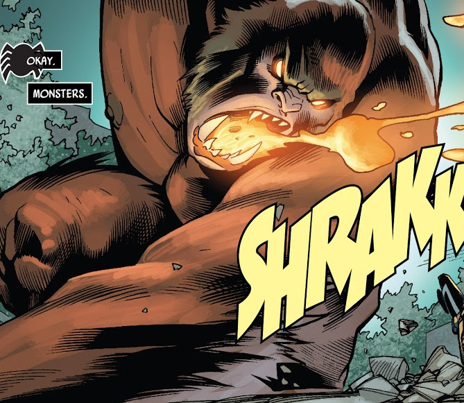 Skunk Ape (Earth-616)