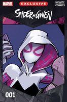 Spider-Gwen Infinity Comic Vol 1 1