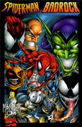 Spider-Man Badrock Vol 1 2