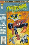Spider-Man Friends and Enemies Vol 1 1