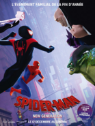 Spider-Man Into the Spider-Verse poster 013