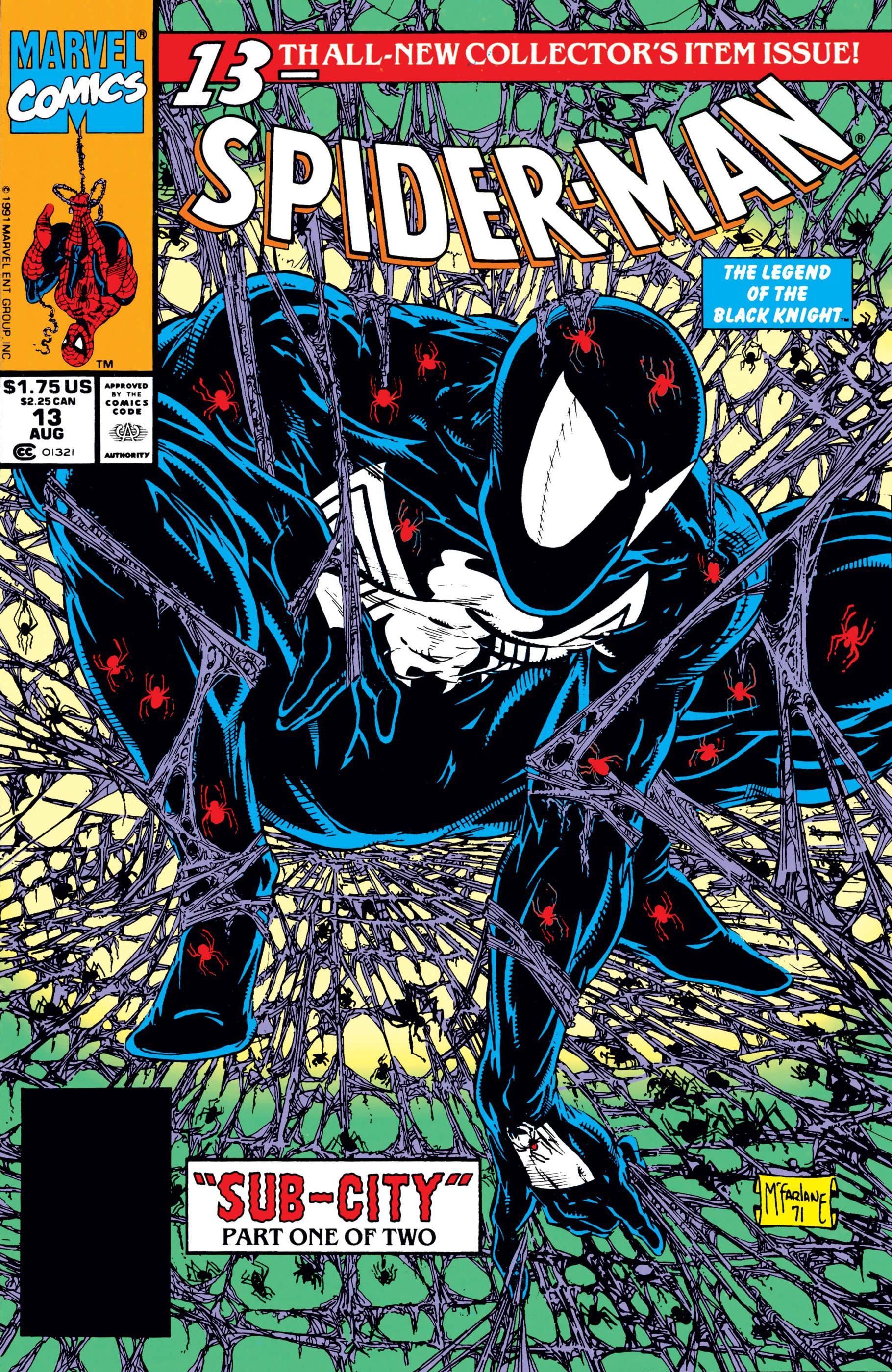 Spider-Man Vol 1 13