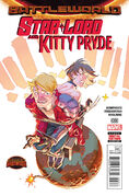 Star-Lord and Kitty Pryde Vol 1 3