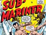 Sub-Mariner Comics Vol 1 41
