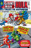 Tales to Astonish Vol 1 63