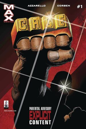 True Believers Marvel Knights 20th Anniversary - Cage by Azzarello & Corben Vol 1 1 Solicit.jpg