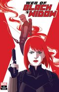 Web of Black Widow Vol 1 4 Mok Variant