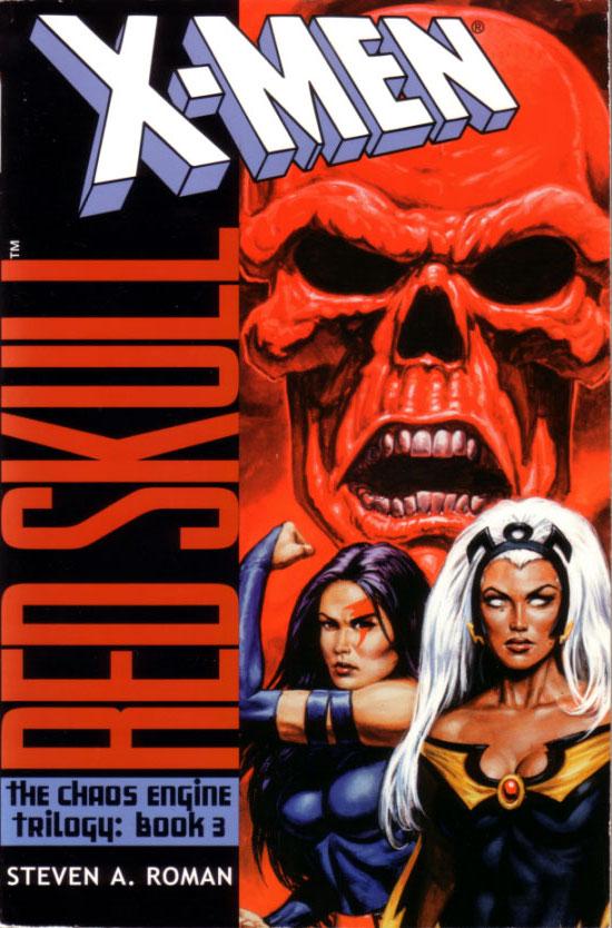 X-Men: Chaos Engine - Red Skull (Novel)