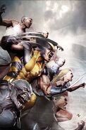 X-Men Vol 3 5 Textless