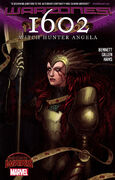 1602 Witch Hunter Angela TPB Vol 1 1