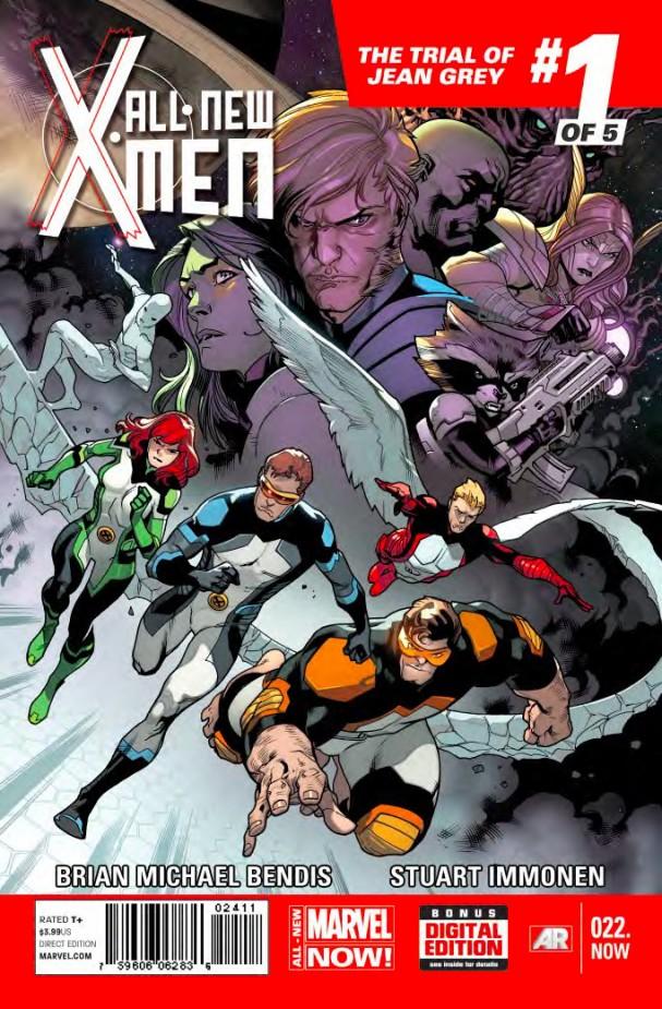 All-New X-Men HC Vol 1 3