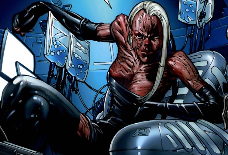 Amanda Mueller (Earth-616)