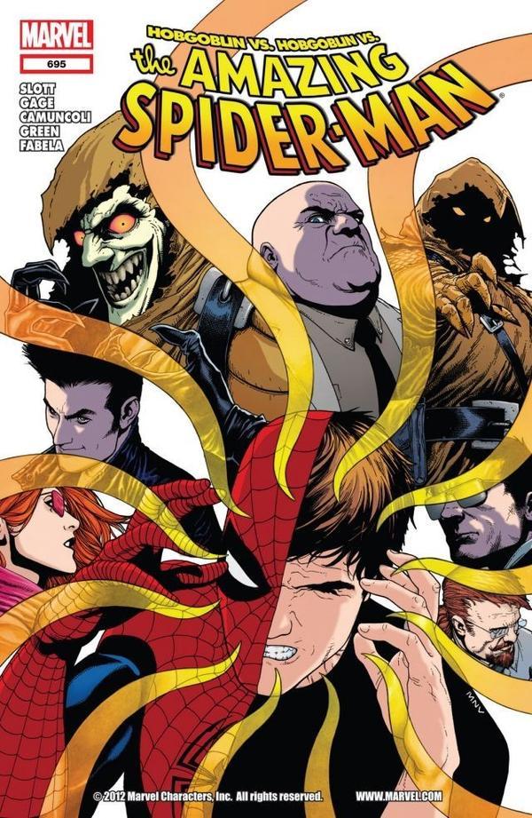 Amazing Spider-Man Vol 1 695