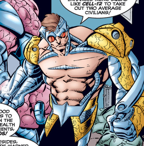 Andros (Earth-616)