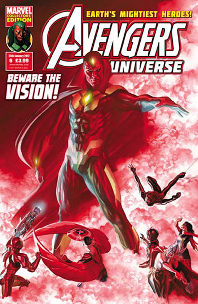 Avengers Universe (UK) Vol 2 6