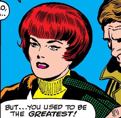 Belle Thorne (Earth-616)