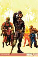 Black Panther Vol 4 29 Textless