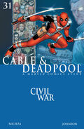 Cable & Deadpool Vol 1 31