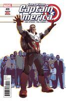 Captain America Sam Wilson Vol 1 20