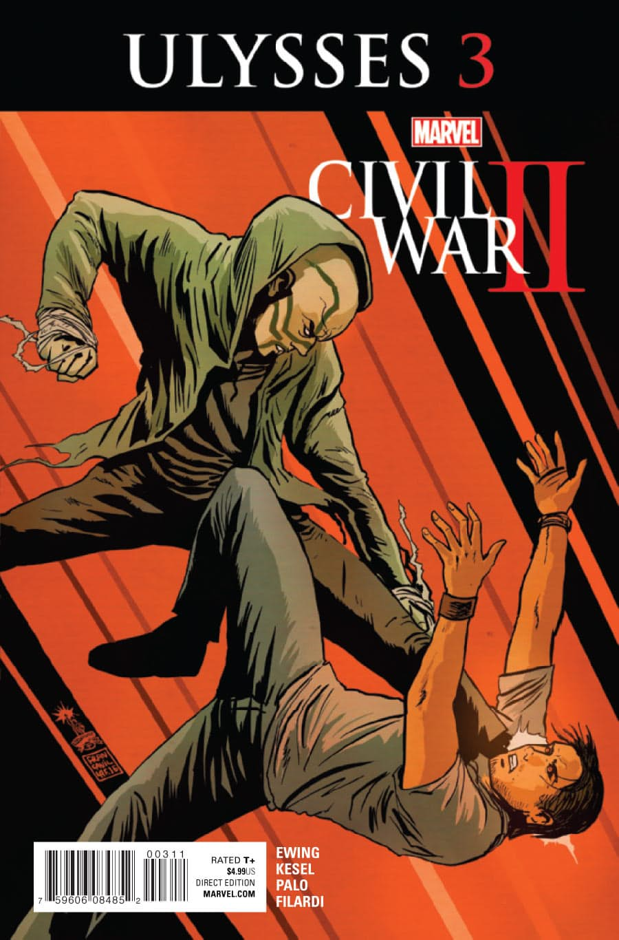 Civil War II: Ulysses Vol 1 3