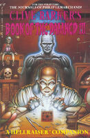 Clive Barker's Book of the Damned A Hellraiser Companion Vol 1 3