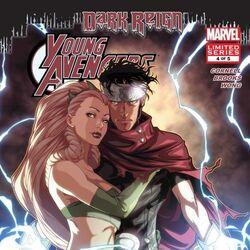 Dark Reign: Young Avengers Vol 1 4
