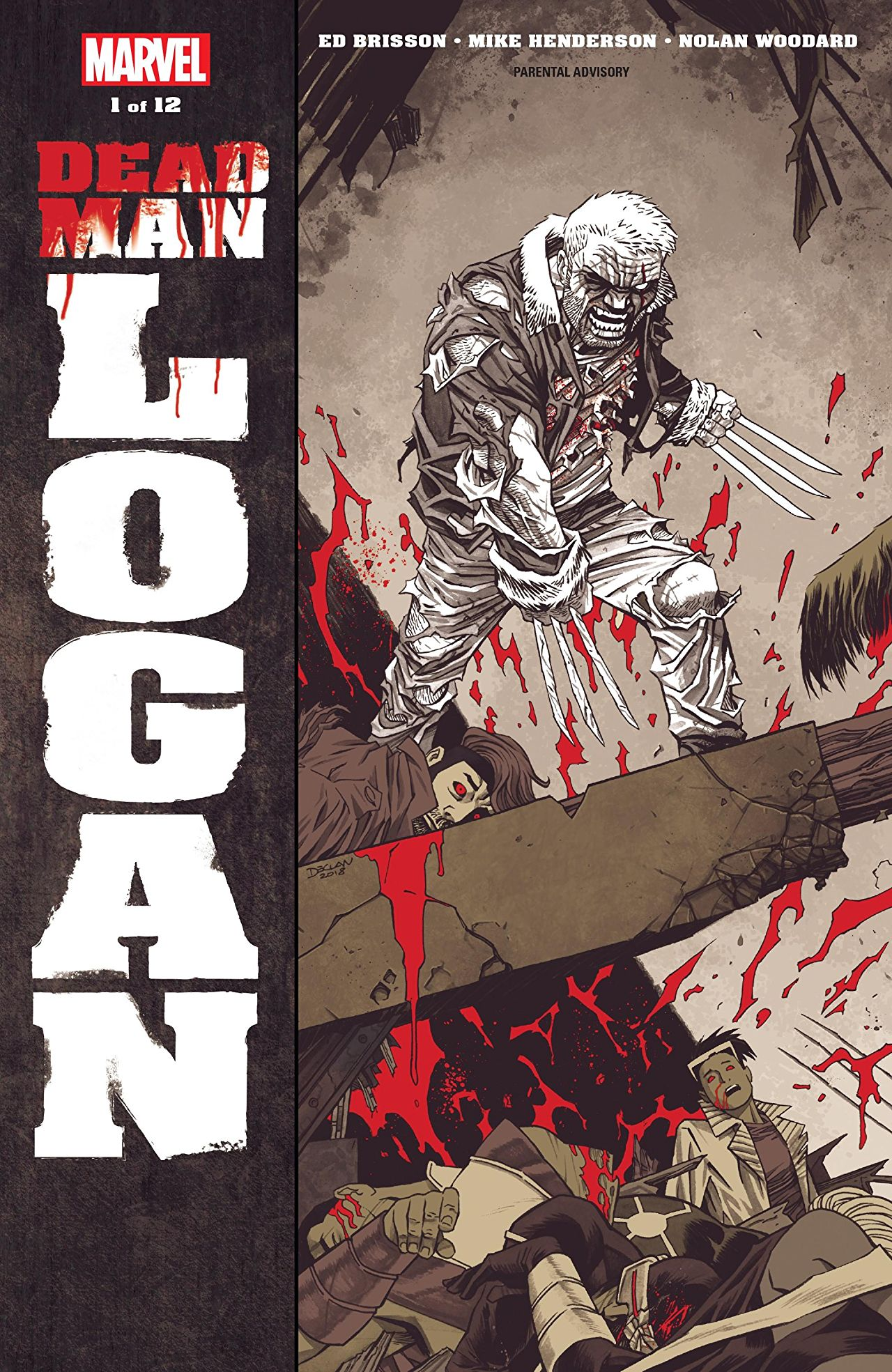 Dead Man Logan Vol 1 1
