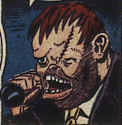 Doctor Foster (1940s) (Earth-616)